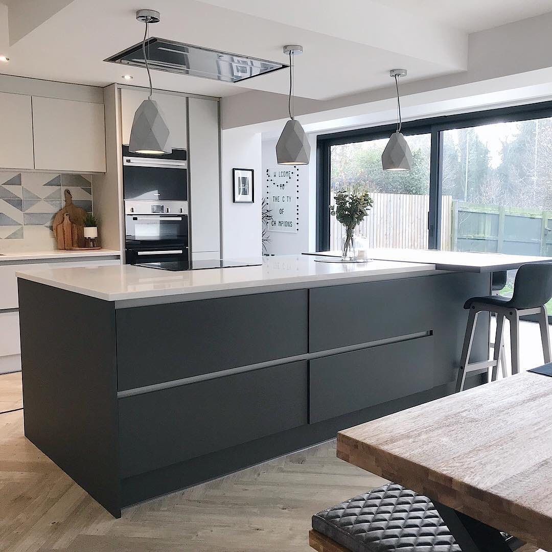 "Wren Kitchens on Instagram ""This spectacular Milano Ultra"