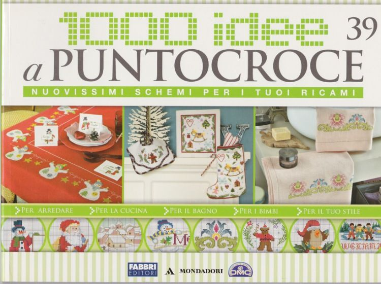 Cross stitch pamphlet Adorable Christmas motifs projects and one of the cutest alphabets, too. Even Christmas owls!
