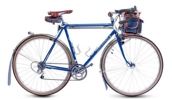 Stevenson Custom Bicycles Back In Business  