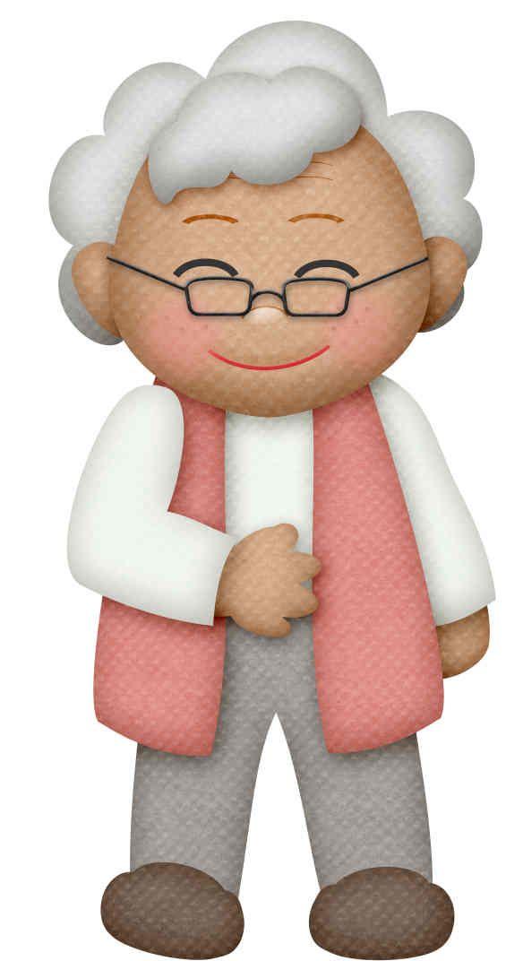 Grandparents Clipart 016 Jpg 584 1072 Imagenes De Abuelitos Dibujo Abuela Abuelitos Animados