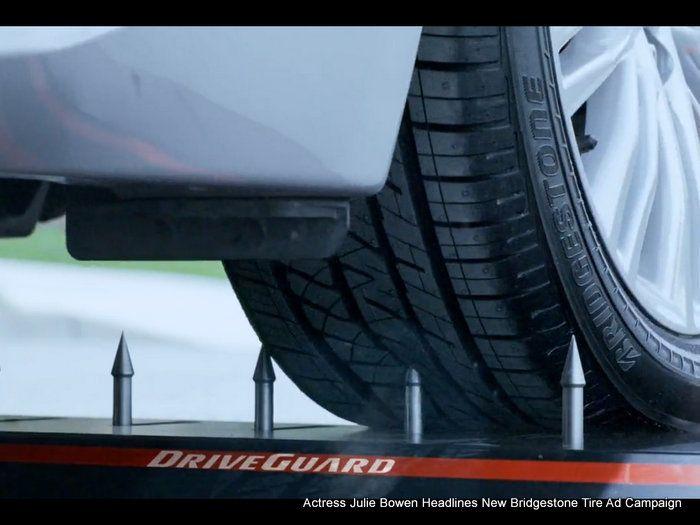 Julie Bowen's Modern Family drives on Bridgestone DriveGuard run-flat tires. Read more at http://www.rushlane.com/julie-bowen-modern-familybridgestone-driveguard-12118194.html#e4iHUfyxxrCTBBQi.99