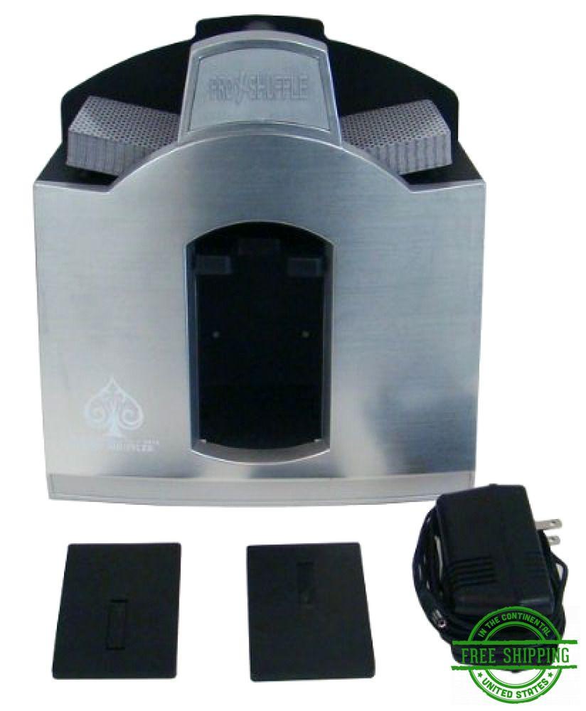 eBay #Sponsored Card Shuffler Machine 4 Decks Automatic Playing