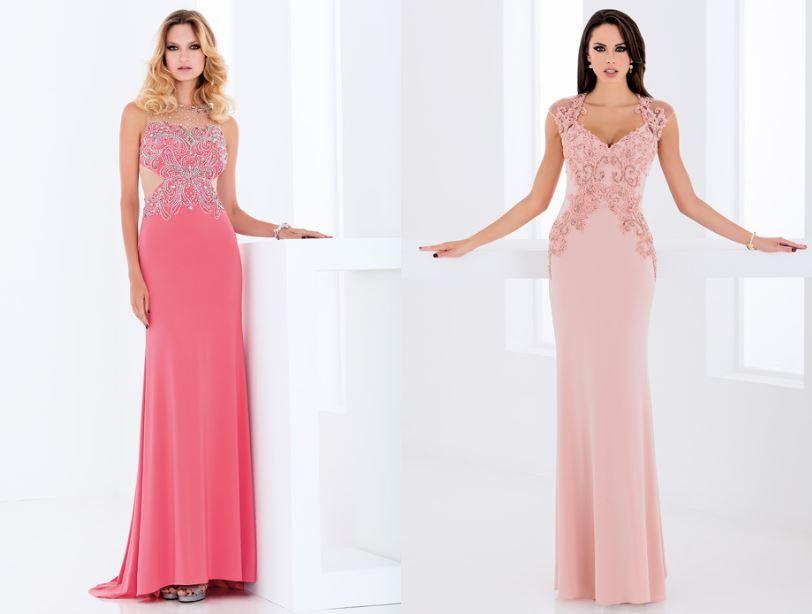 75297fb29b60 Vestiti lunghi collezione Impero Couture 2016 - Lei Trendy ...