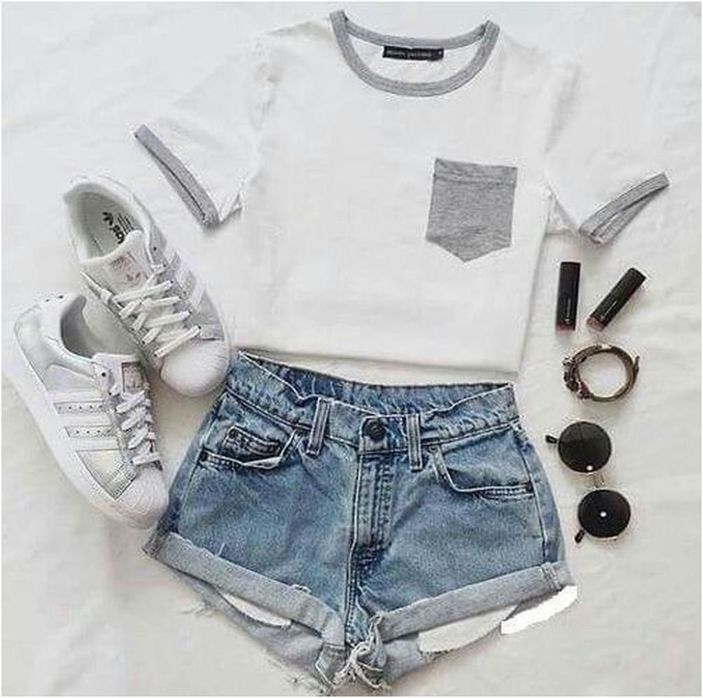 50 Cute Summer Outfits Ideas For Teenage Girl Teenager Outfits