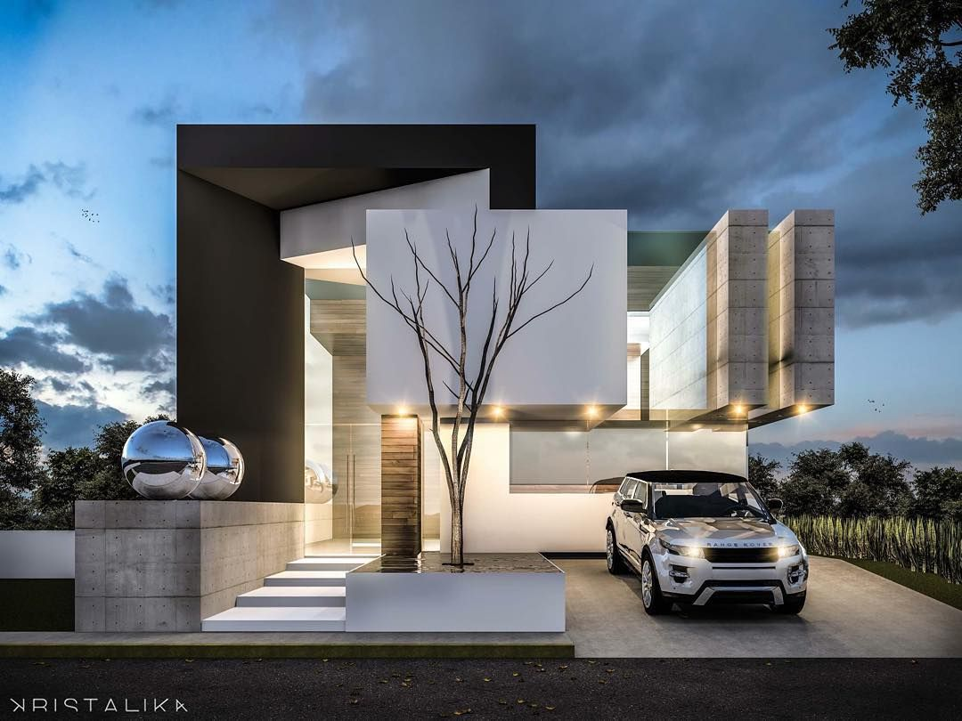 Xem Anh Nay Cua Contemporaryhomes Tren Instagram O 1065 Luot Thich House ArchitectureMinimal