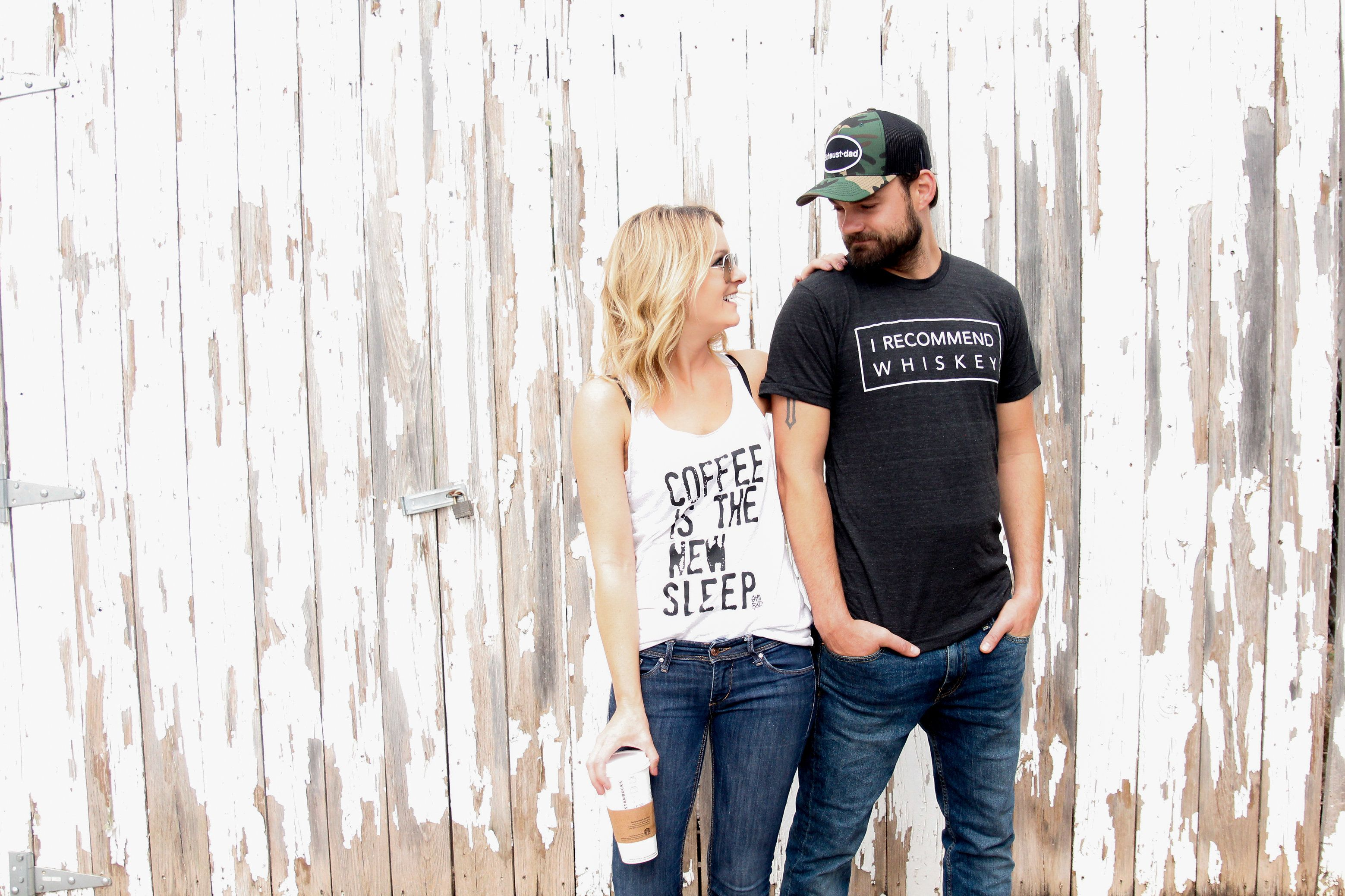 i recommend whiskey tee for the hubby who loves his whiskey