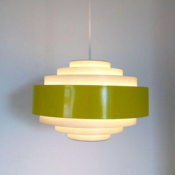 1 De 2 Lampe De Lampe De Brouillard Et De Morup Modele Ultra Etsy Pendant Light Light Fog
