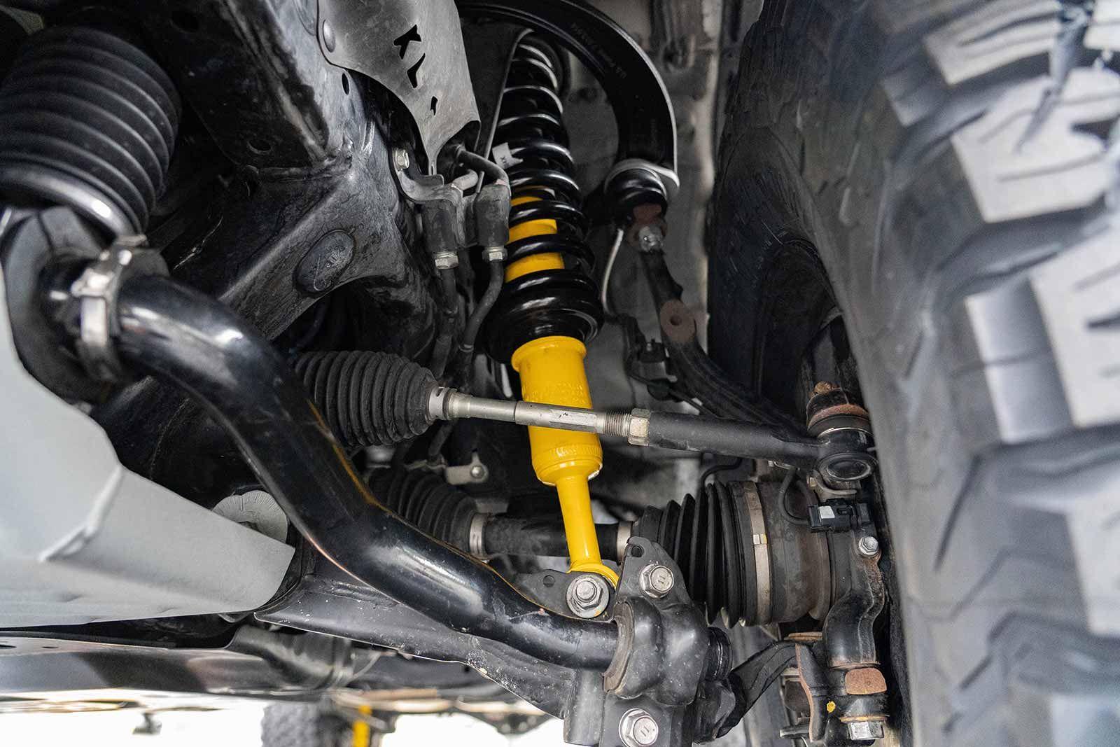 Old Man Emu 3 Toyota 4runner Suspension Systems 4runner