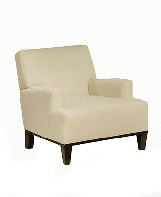 manhattan living room chair, accent chair - chairs - furniture