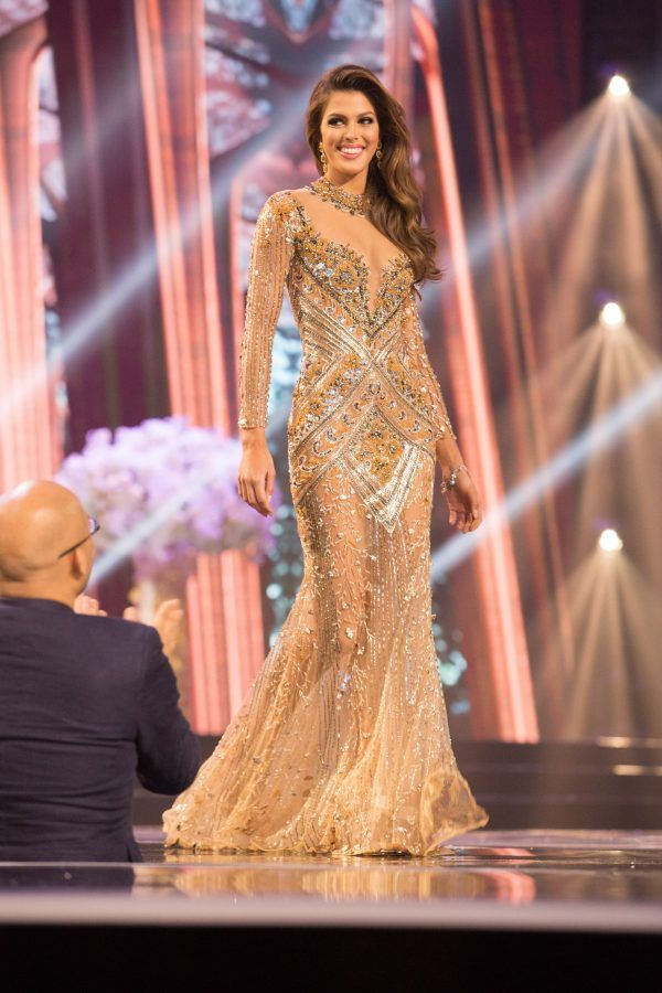 Miss Universe Evening Gowns