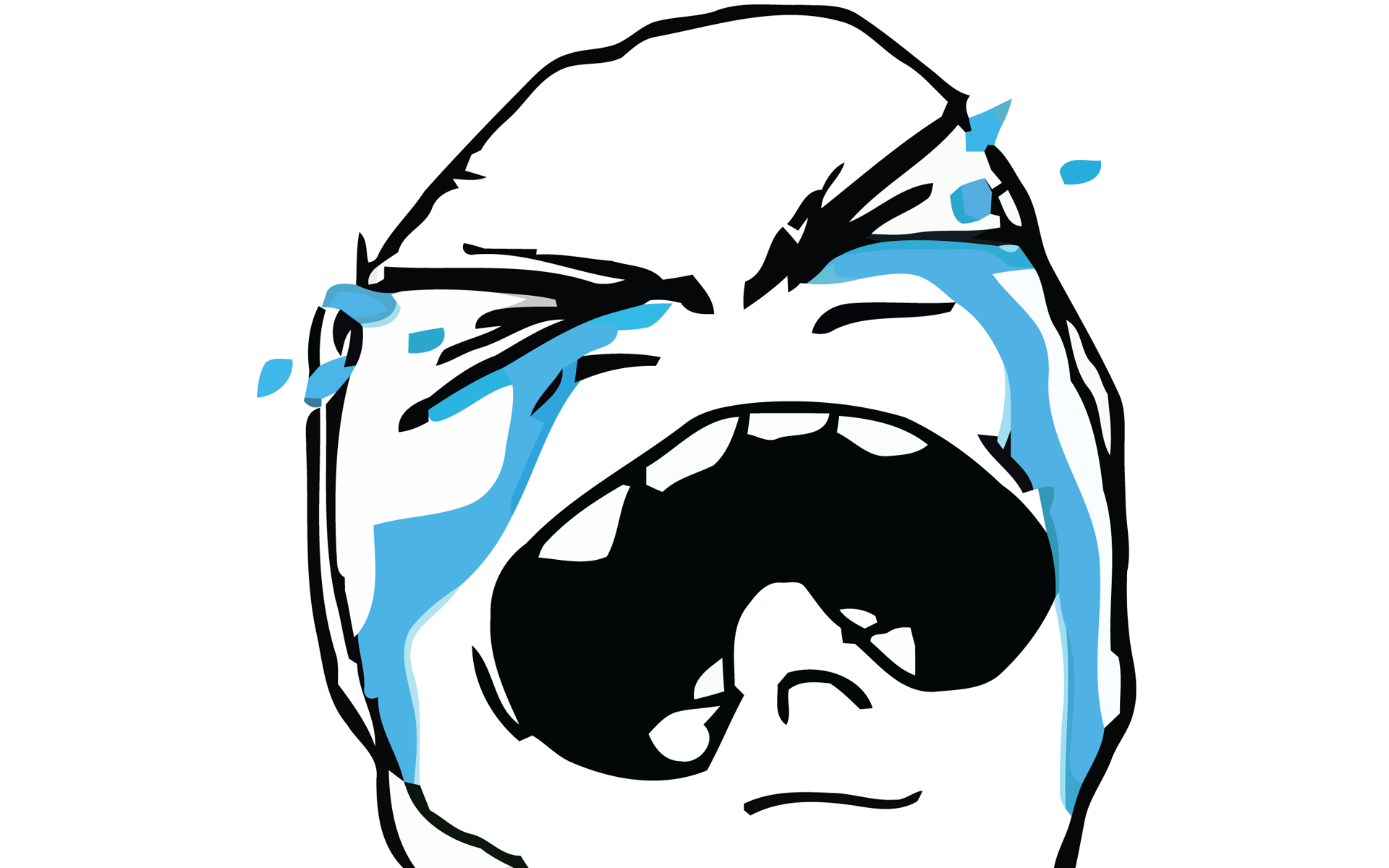 meme when my fave character died!! Rage faces, Troll