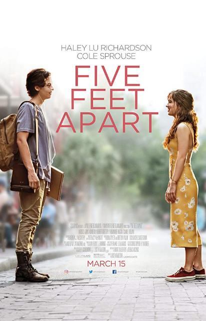 Five Feet Apart P E L I C U L A Completa 2019 En Espanol Latino Film Romantis Film Bagus Claire Forlani