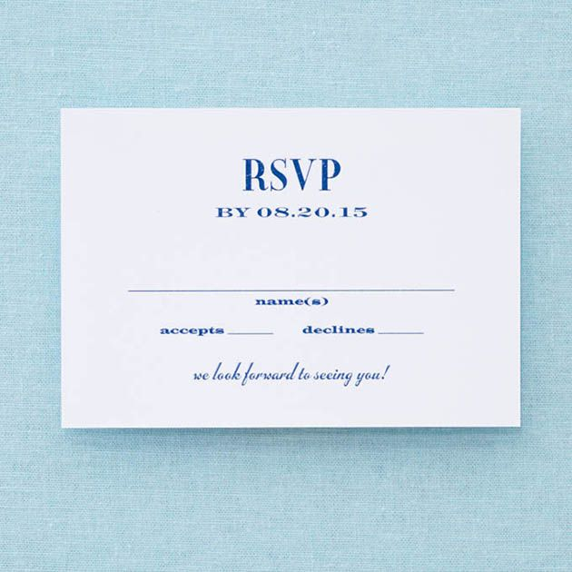 What to do when people rsvp 39 d no to wedding rsvp for What dies rsvp mean