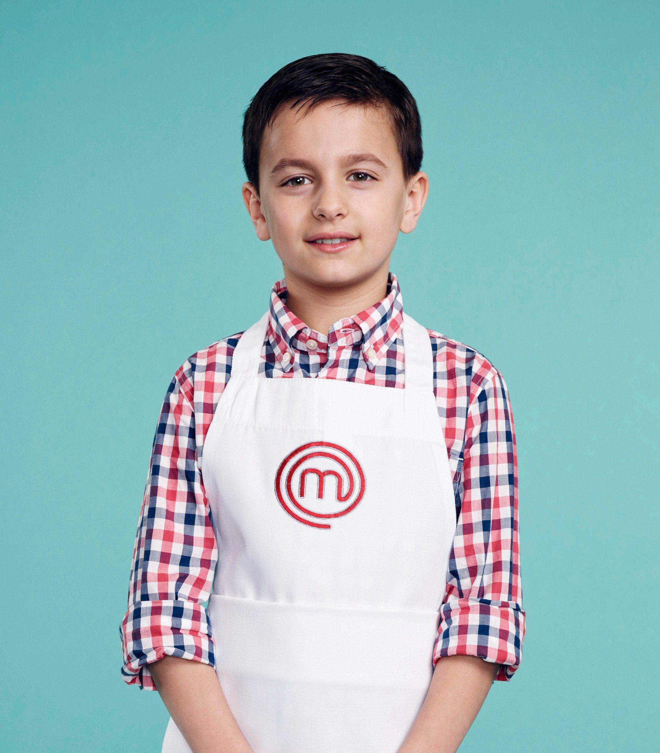 Meet the Cute Kid Contestants on the New Season of Masterchef Junior ...