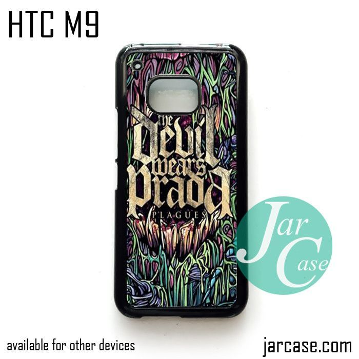 The Devil Wears Prasa TDWP 1 Phone Case for HTC One M9 case and other HTC Devices