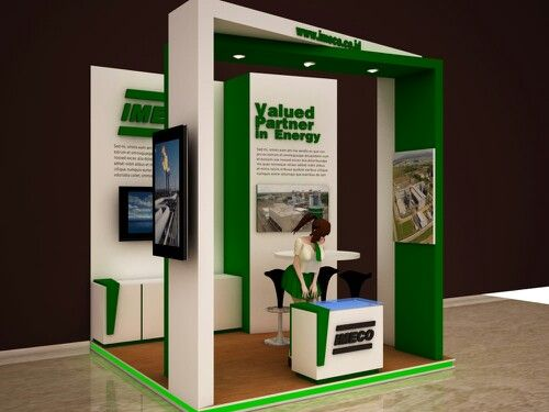 Exhibition Stall Design 3x3 : Imeco booth alt design pinterest exhibition