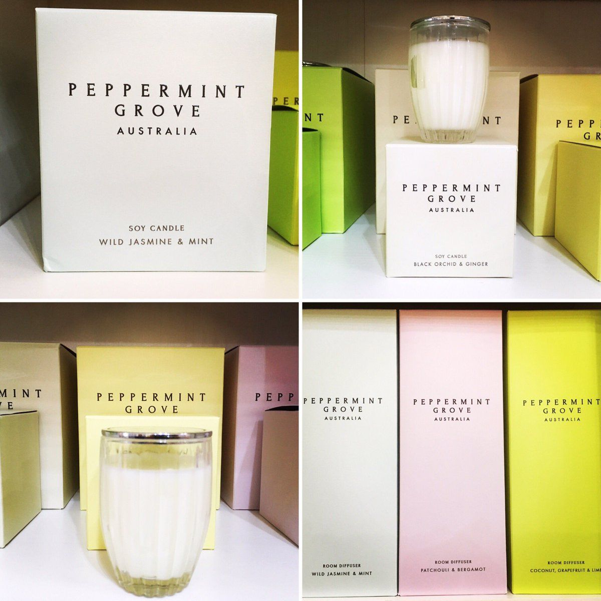 Peppermint Grove Australia Now Available At Gifted 78