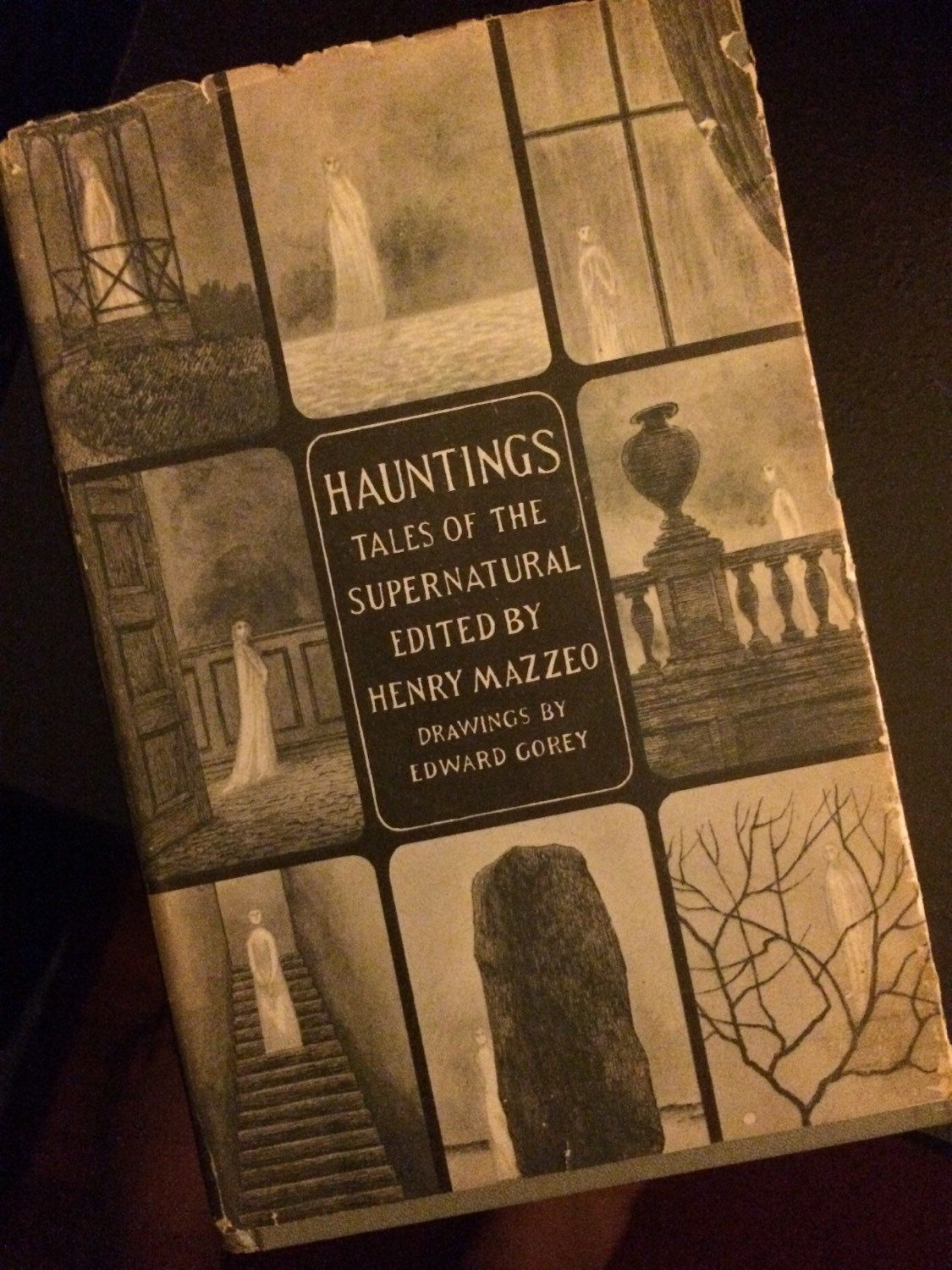 Hauntings: Tales of the Supernatural - pinned by pin4etsy.com