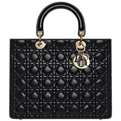 Love the Lady Dior handbag!
