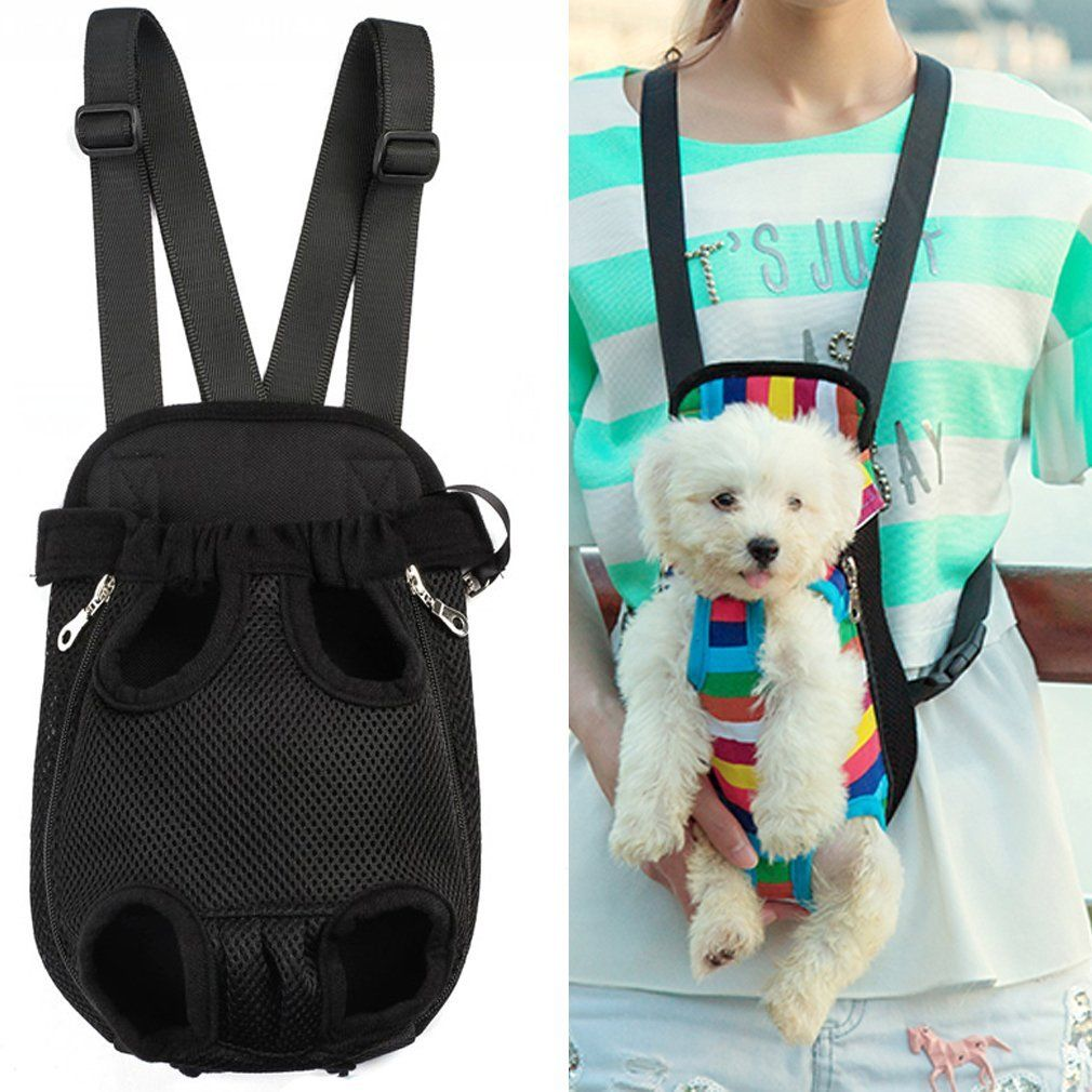 Bepety Pet Travel Bags Dogs Legs Out Front Carriers Cats Portable Outdoor Backpacks Lightweight And Safe