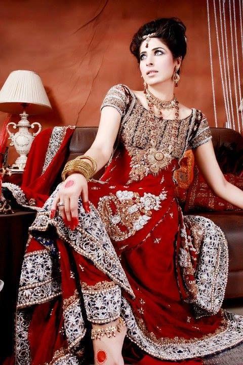 Pakistani & Indian Wedding Couture Dresses