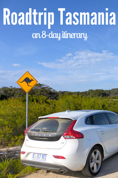 Roadtrip Tasmania: a surprising 8-day itinerary leading you away from the crowds into places you've probably never even heard of before!