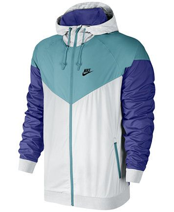 dc226b48a54a Nike Men s Windrunner Colorblocked Jacket