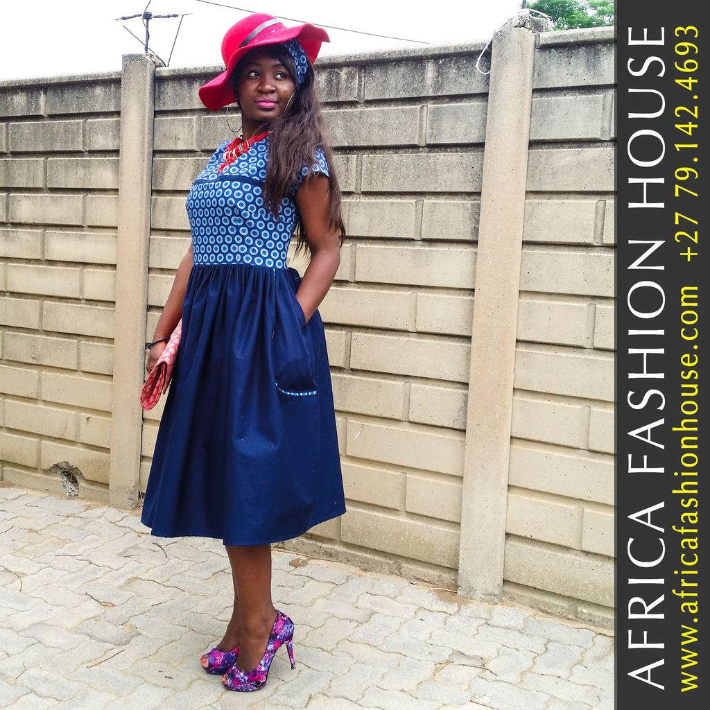 Blue shwe shwe flare dress ethnic wedding pinterest flare