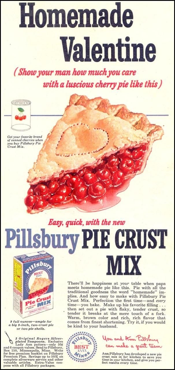 vintage pilsbury kochbucher