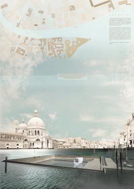Ganadores del concurso Island of Arts (IOA) Venice