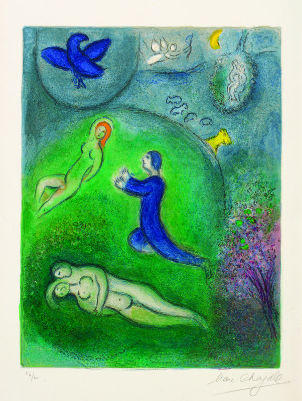 Discoveries Chagall