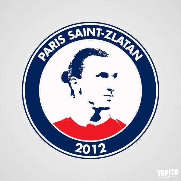 Zlatan Psg Paris Sportif