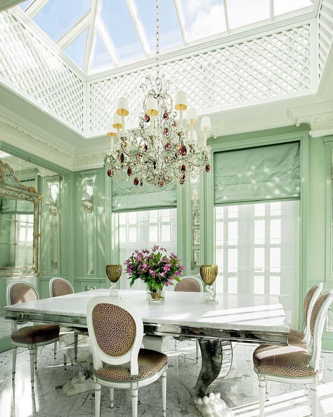 How To Create A Luxurious Dining Room In 2020