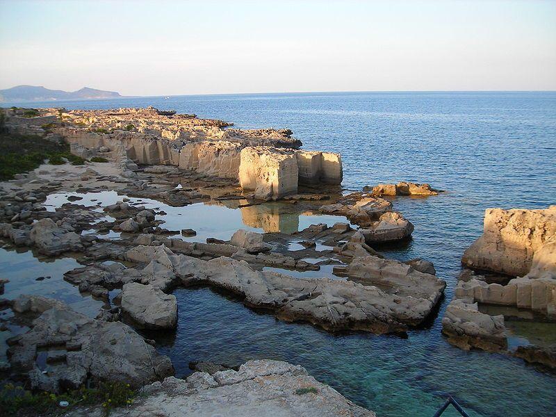 #favignana, cala rossa, Sicily