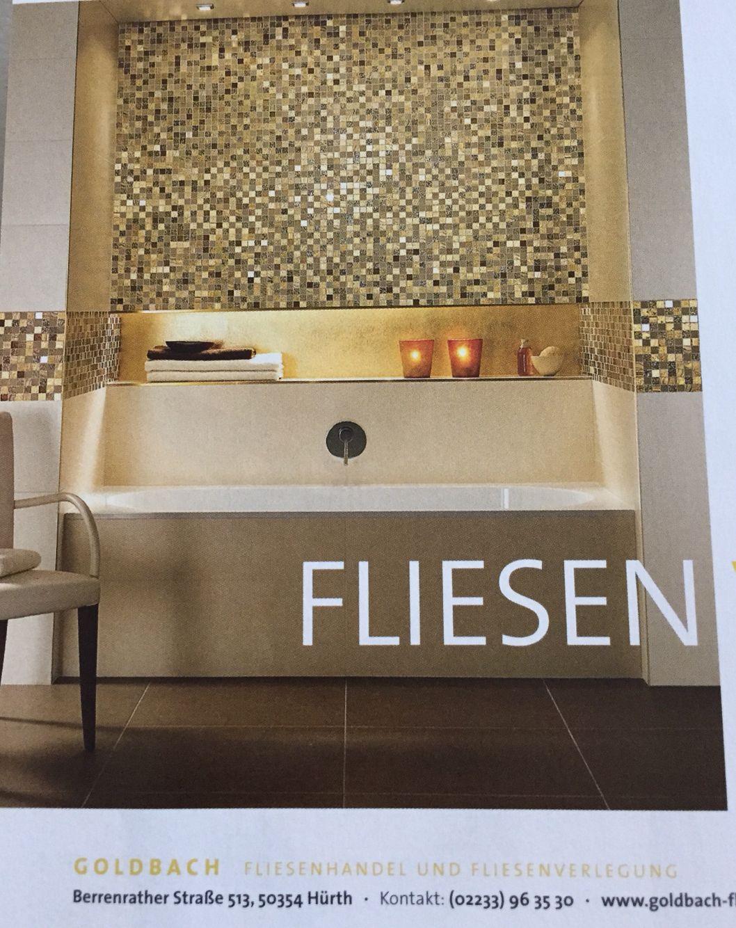 Goldene Mosaikfliesen Fliesenverlegung Mosaikfliesen Fliesen