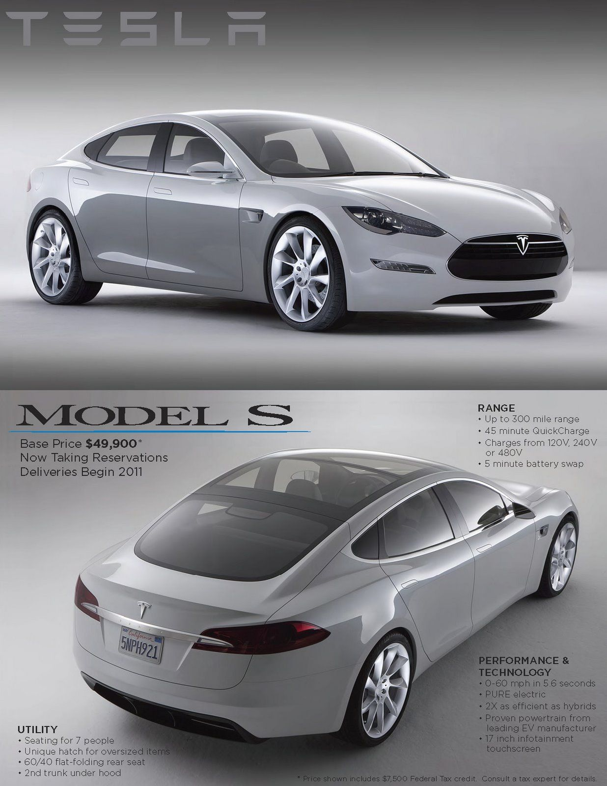 Tesla Model S is the coolest electric car on the planet and @eBay ...