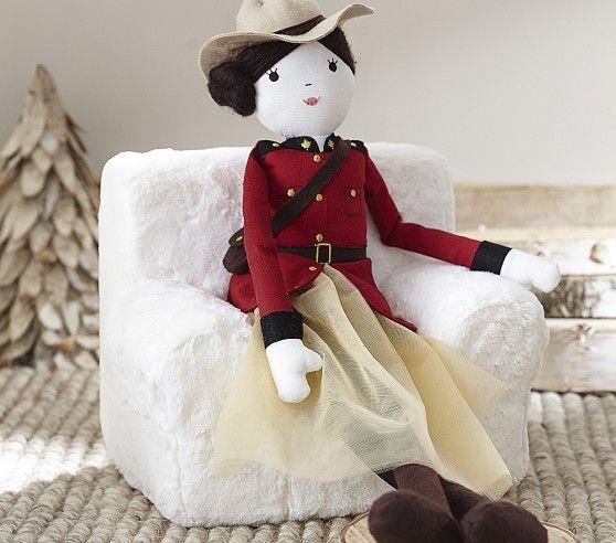 International Designer Doll Maple | Pottery Barn Kids Love this $29 on sale