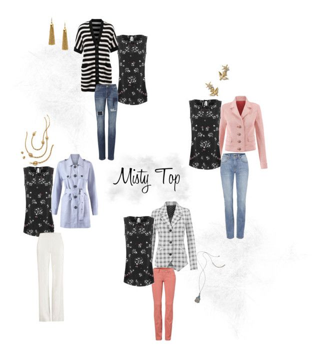 misty top  my style fashion clothes