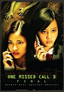 Image Result For One Missed Call 2 Filmes Cantores E Redes Sociais