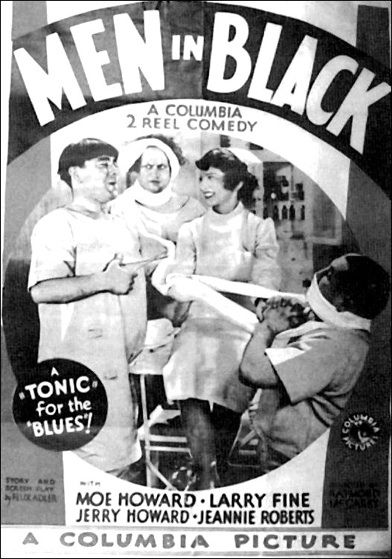 FP061 Filmically Perfect - Men in Black (1934)