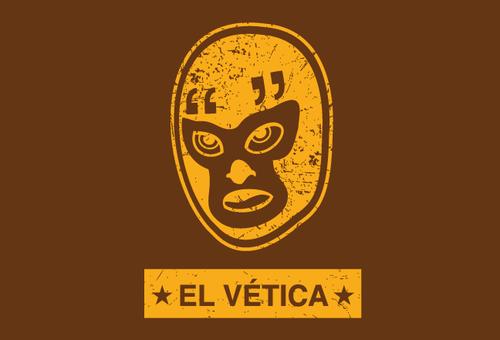 El primo mexicano de helvetica