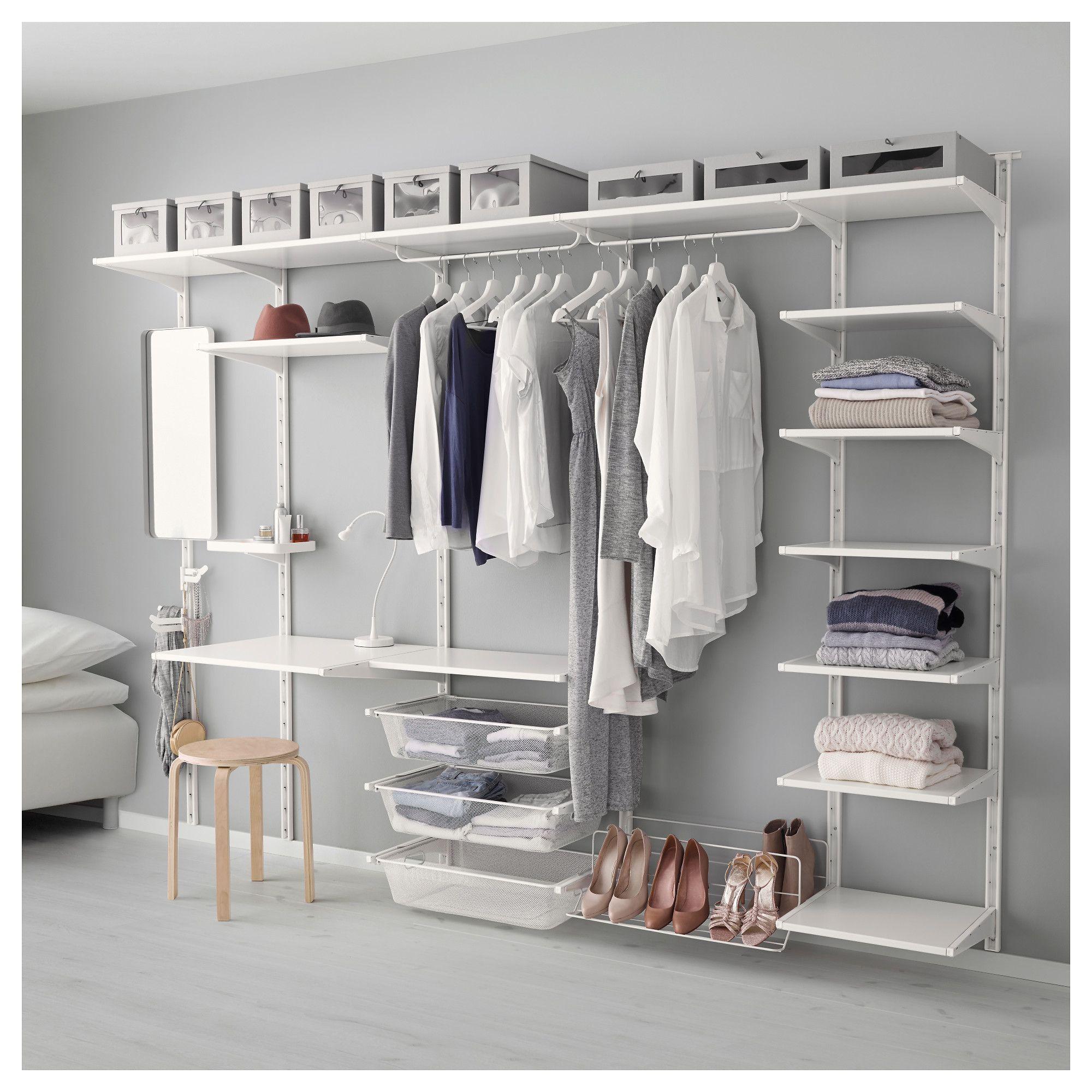 Accessori Per Cabina Armadio Ikea.Mobili E Accessori Per L Arredamento Della Casa Clothes Storage