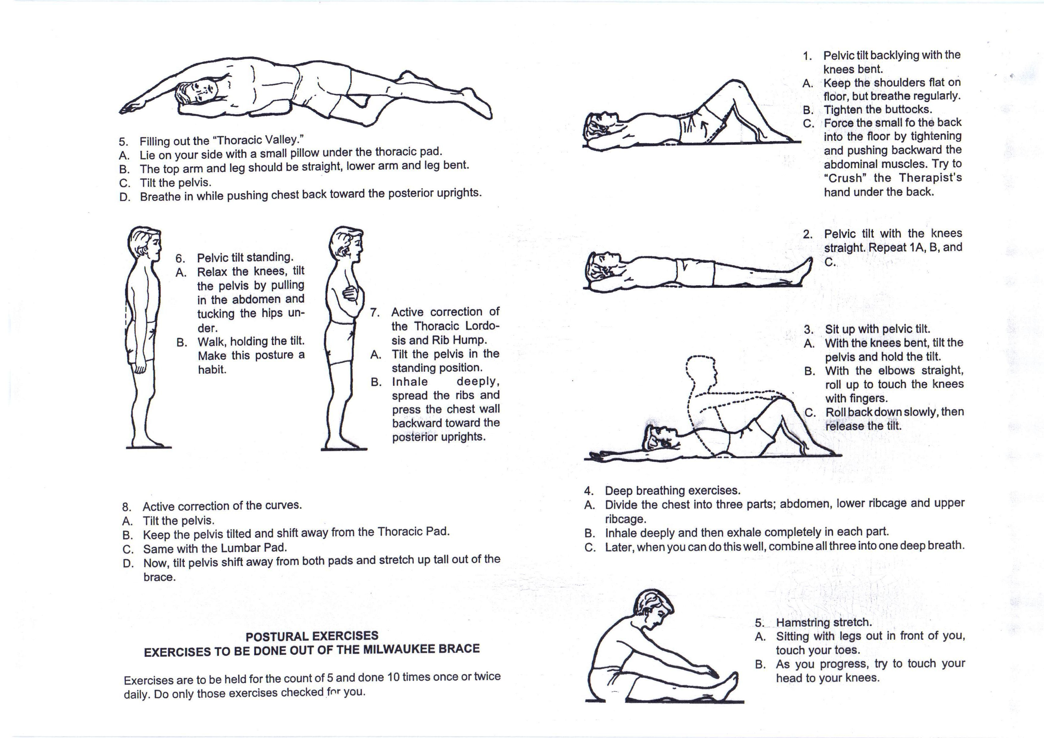 29++ How to correct lumbar scoliosis ideas in 2021