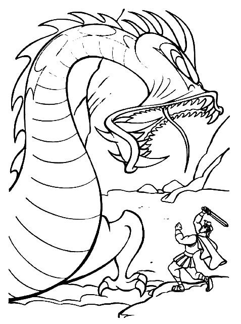 Hercules coloring pages - Google-søgning | Worksheets coloring pages ...