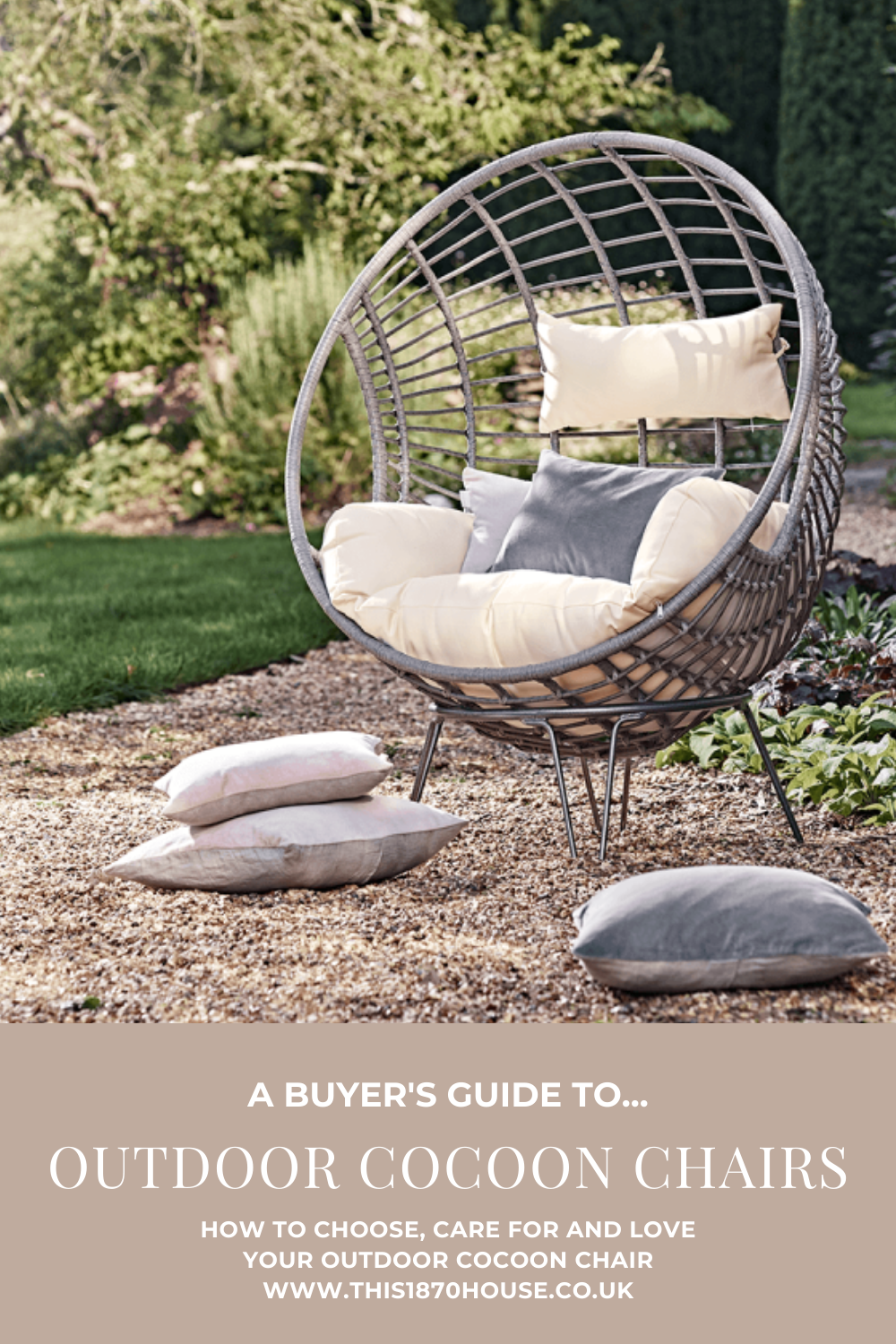 Peaceful reading corner in your garden in 2020 Chair