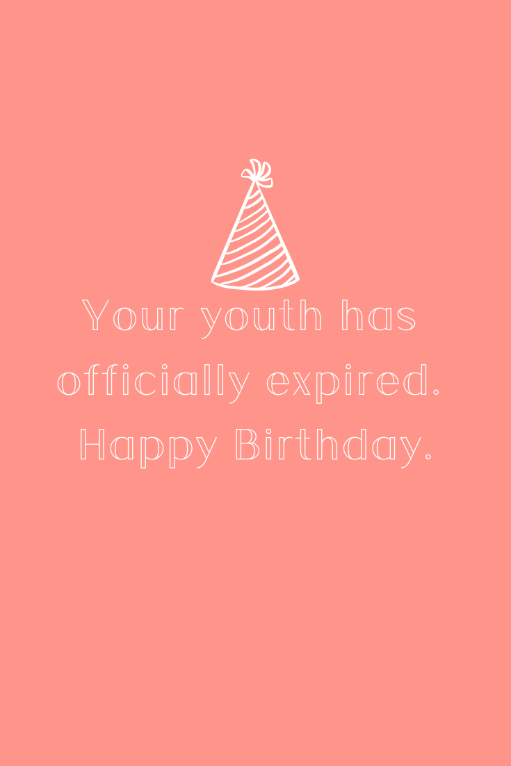 20th Birthday Quotes With Images To Make You Laugh Darling Quote Birthday Captions Sister Birthday Quotes Humorous Birthday Quotes