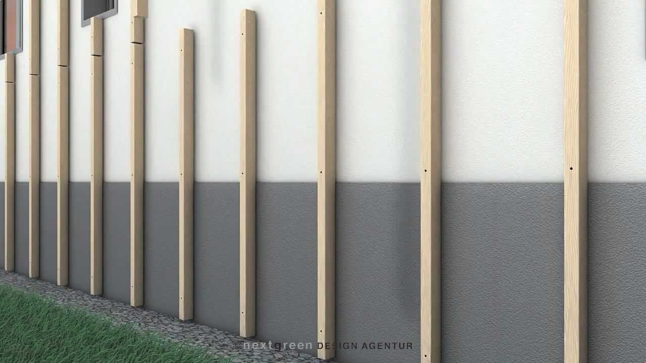 Vorgehangte Fassaden Dammung Gut Fur S Klima Wandverkleidung Steinoptik Fassadenverkleidung Wandverkleidung Steinoptik Kunststoff