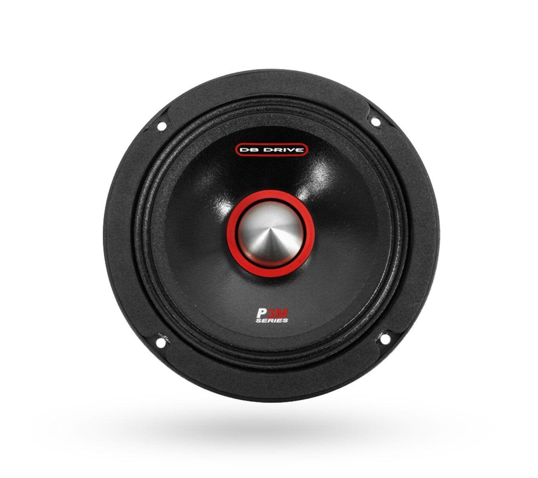 Db drive p3m 6c pro audio midrange speaker 225w 6 5