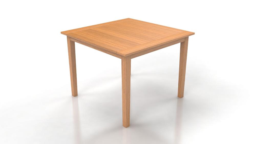 Naomi M Gartenmobel Holztisch Und Tisch