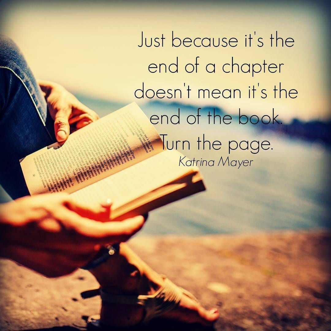 Turn The Page Quotes Maybe It's Time For You To Turn The Page And Start A New Chapter